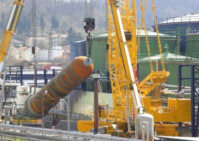 Raffinerie di Busalla (GE)