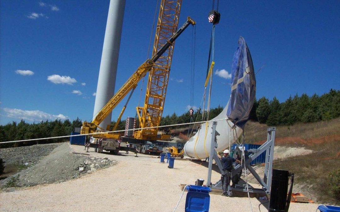 Parco eolico Ginestra degli Schiavoni(BN)